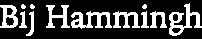 Bij Hammingh Garnwerd Logo
